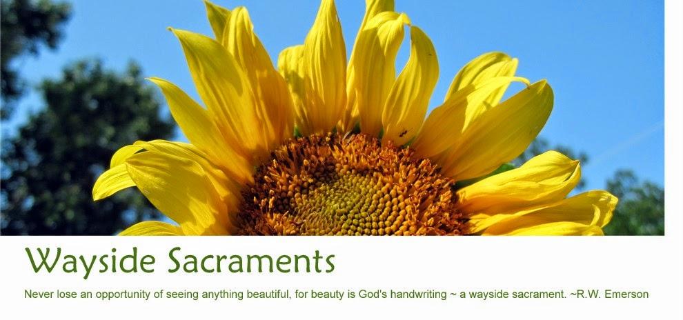 Wayside Sacraments