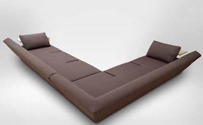 Sofa dengan Meja Portable 4