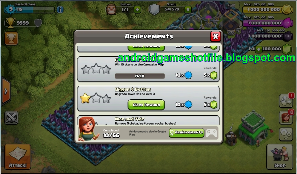 how to get coins in clash of clans free