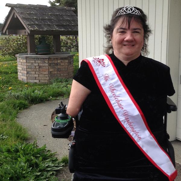 2015 Ms. Wheelchair Washington
