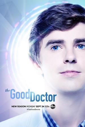 The Good Doctor - O Bom Doutor 2ª Temporada Séries Torrent Download capa