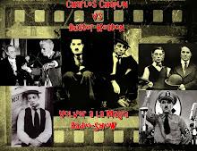 Charles Chaplin & Buster Keaton Genios del Cine Comico