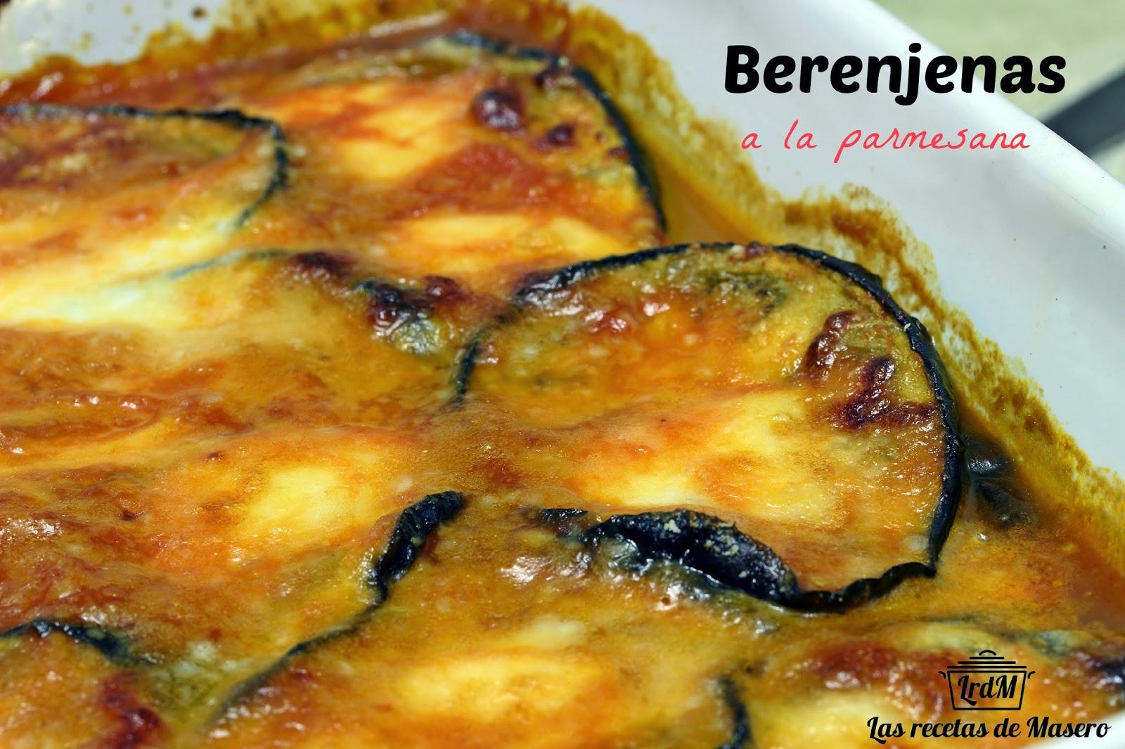 Pastelon Berenjena Parmesana Berenjenas a la Parmesana 2