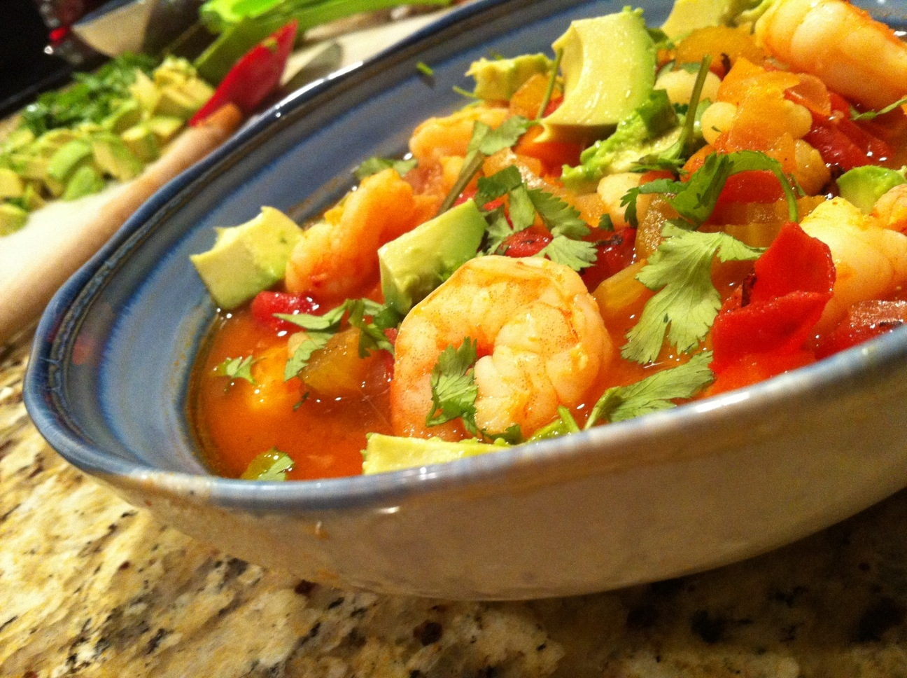 baby lima soup with chipotle broth recipes dishmaps baby lima soup ...