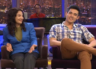 Xian Lim on Martin Late @ Night April 5 2013