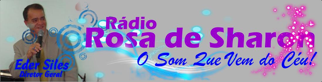 Rádio Web Rosa de Sharon