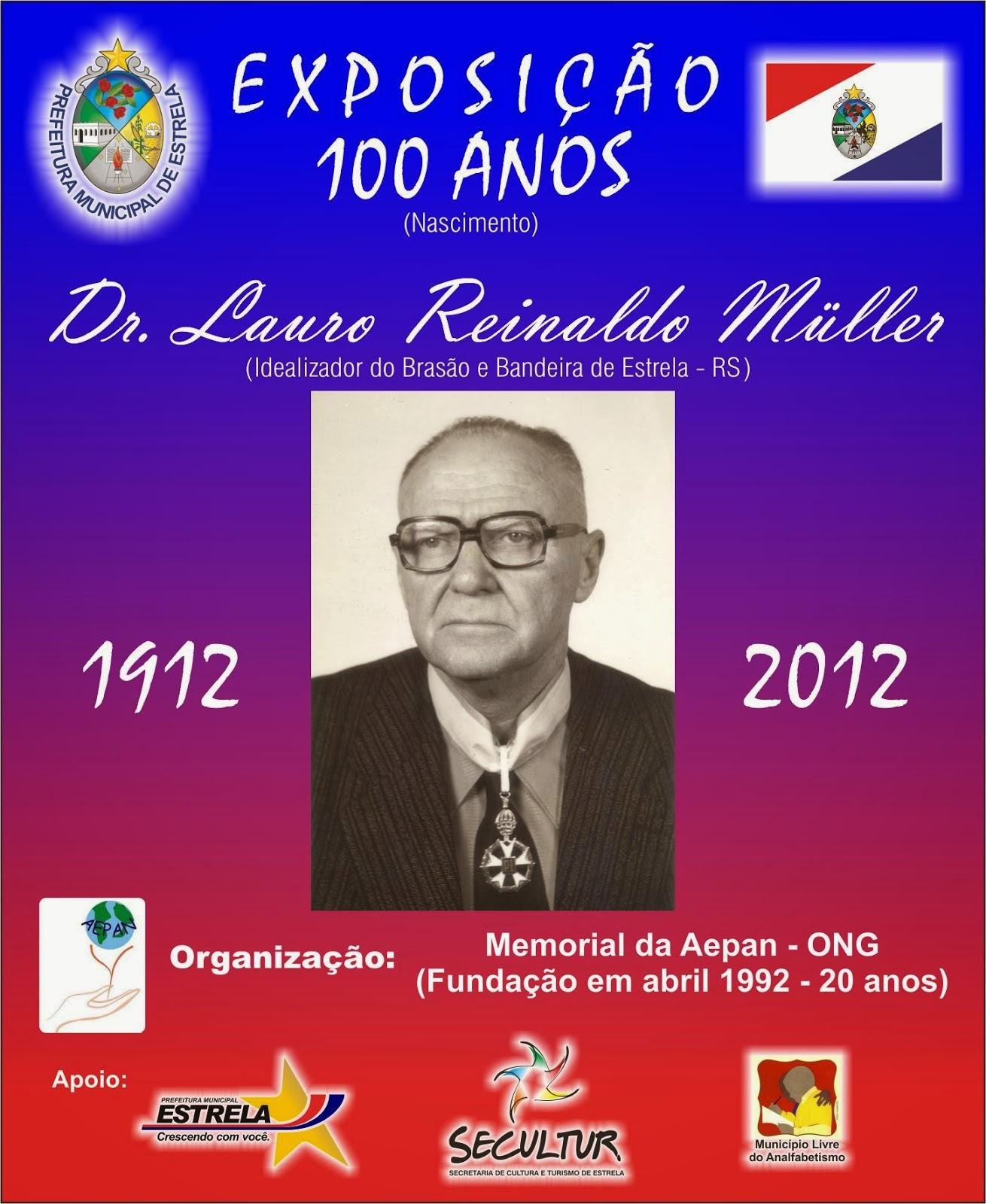 Dr. Lauro Reinaldo Muller