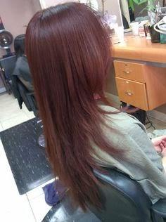 model rambut shaggy pendek yang menyegarkan