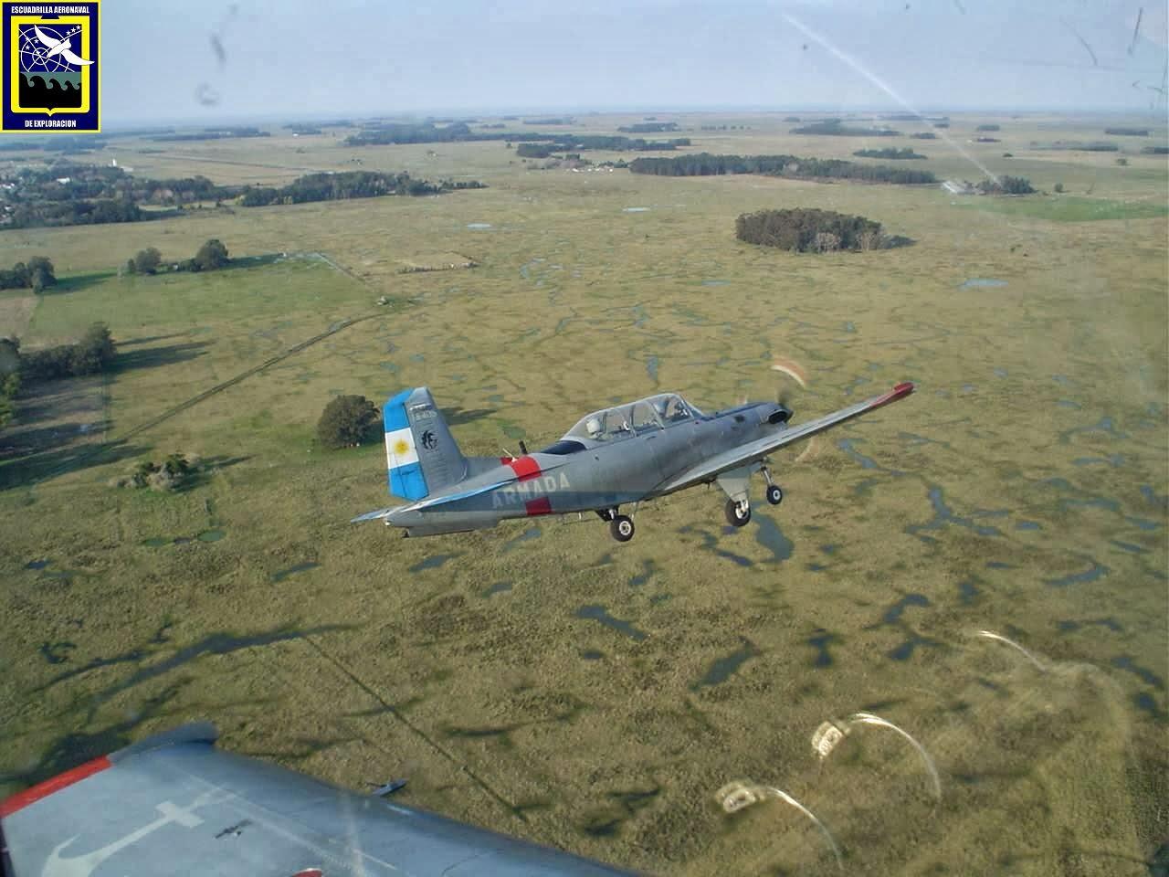 35 años de los Beechcraft T-34C Turbo Mentor al servicio de la Armada Argentina