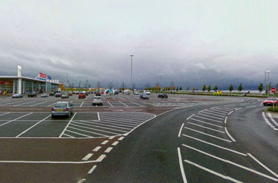 one of my favourite Tescos - Port Glasgow - it's fantastic!