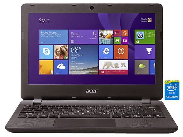 Acer Aspire ES1-111 windows 8