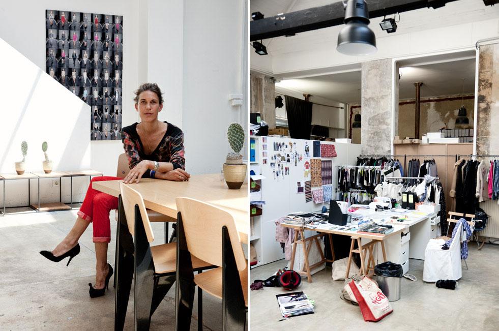 Creative Studios Workspaces Fashion Studio