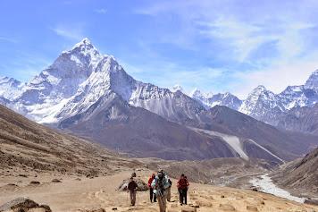 Trekking au Népal - Khumbu