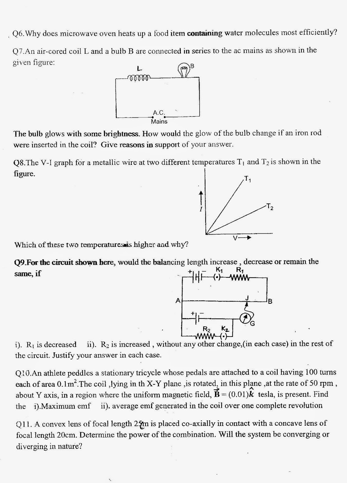 physics first term paper 2 2 mechanics 3 thermal physics 4 waves 5 electricity and magnetism 6  circular  paper 2: short-answer and extended-response questions on core   based on research conducted in many countries  basis for early scientific  studies.