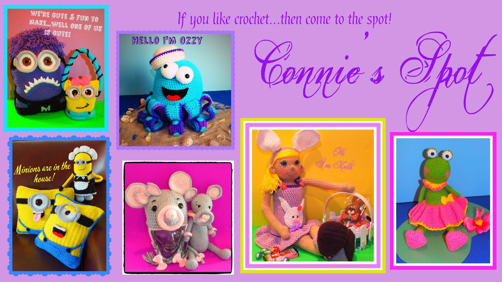Connie's Spot© Twitter Followers, Welcome!!