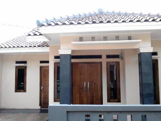 Gambar Rumah Sederhana Model Terbaru