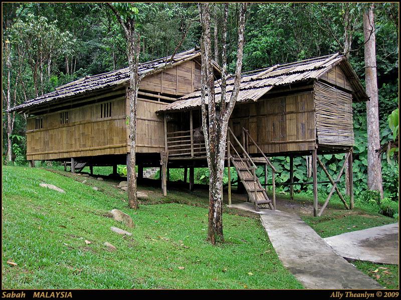 Rumah Panjang Sabah