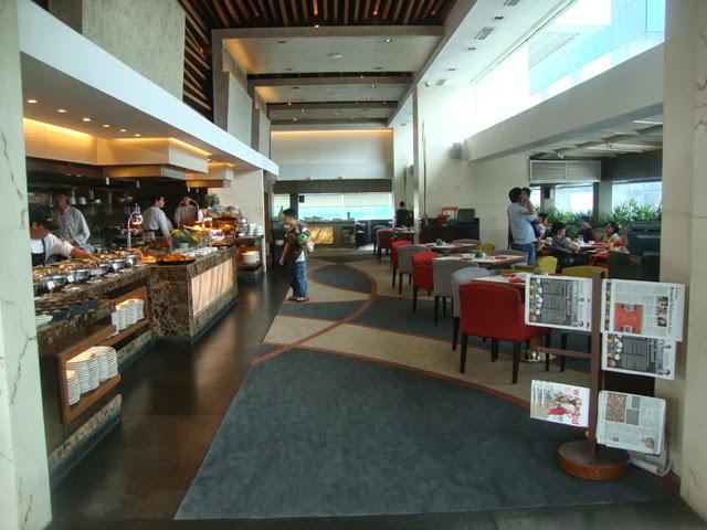 F1 hotel manila f cafe