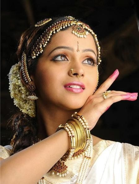 Bhavana in Danicing Dress gallery pictures