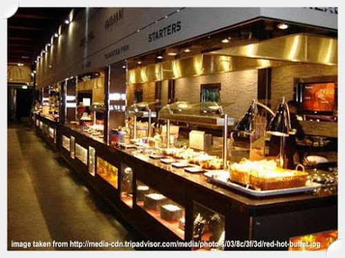 Buffet Food and Varieties