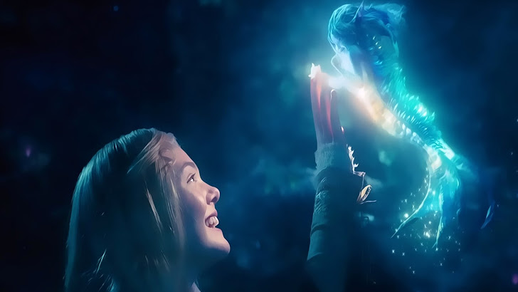 elle fanning as aurora in maleficent movie 2014