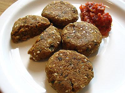 Spicy Baked Chickpea Koftas | Lisa's Kitchen | Vegetarian Recipes ...