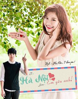 Ha Noi Em Yeu Anh 2013 poster