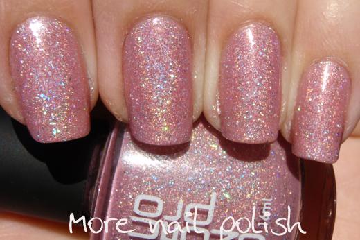 Ozotic 607 ~ More Nail Polish