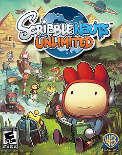Scribblenauts Unlimited Full