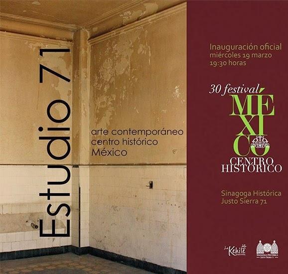 Estudio 71: Laboratorio procesual de intervenciones artísticas