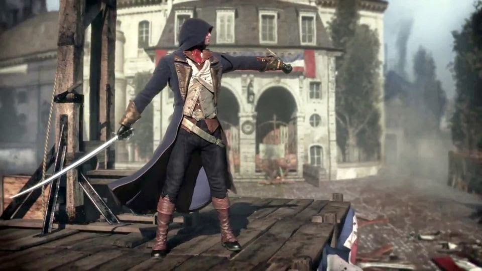 لعبة Assassin's Creed Unity