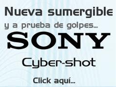Nuevo producto Sony