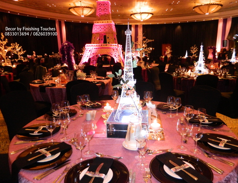 Crawford La Lucia Matric Dance 2012 Finishing Touches To The