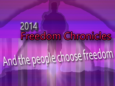 people choose freedom