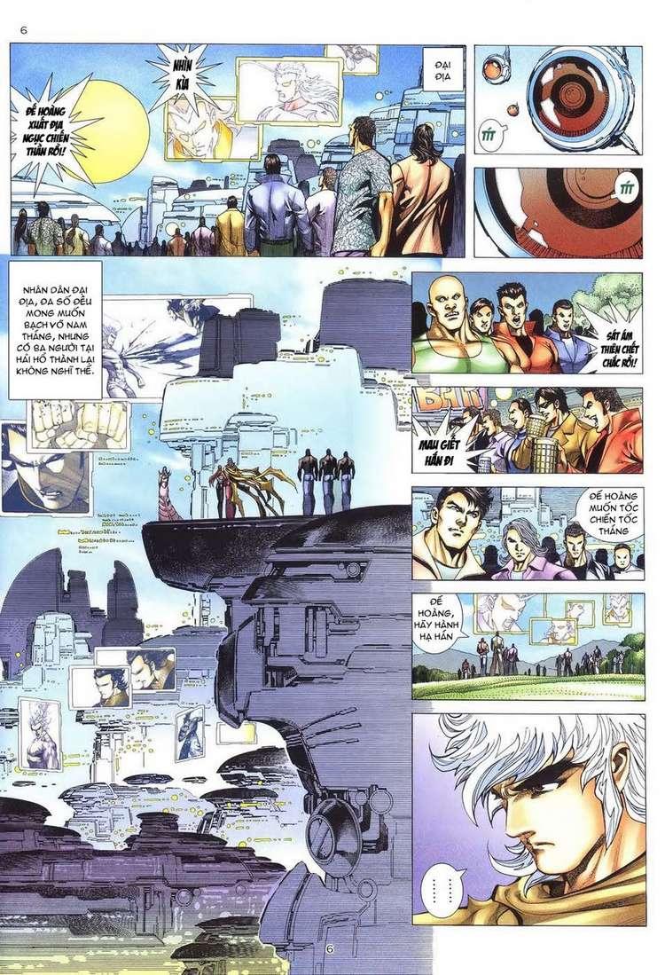 Võ Thần chap 299 - Trang 6