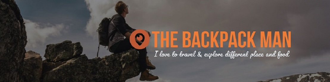 The Backpack Man