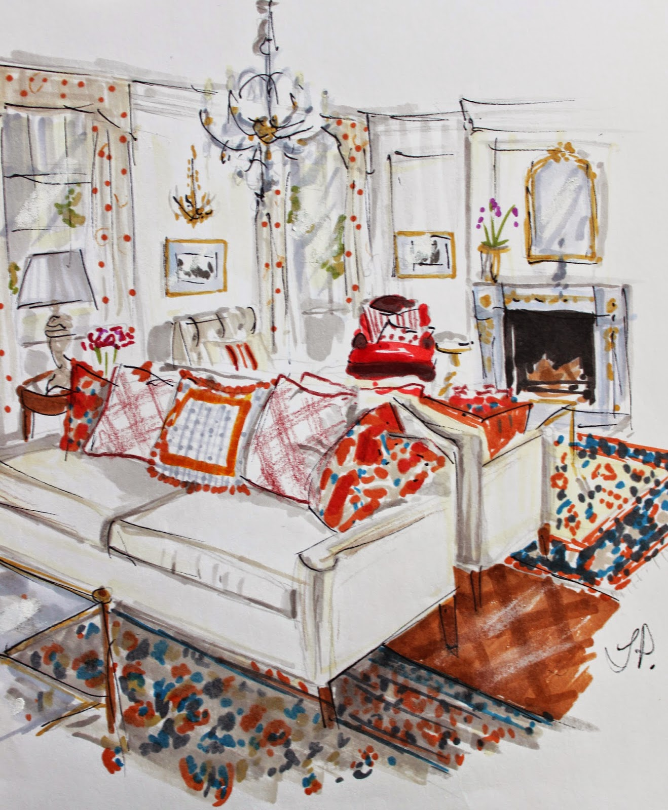 Tiffany Leigh Interior Design My New Job