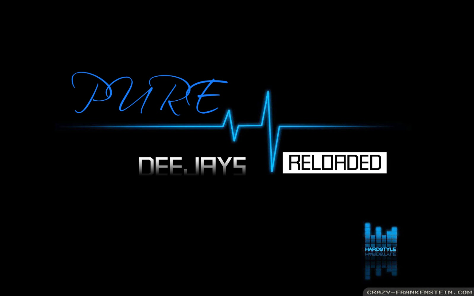 pure deejay wallpaper - pure djs reloaded