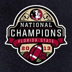 Congratulations Florida State Seminoles!!