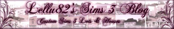 Lellu82's Sims 3 Blog