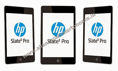 HP Slate8 Pro Non GSM 8.0 Inch Android Tablet Front Images Photos Review