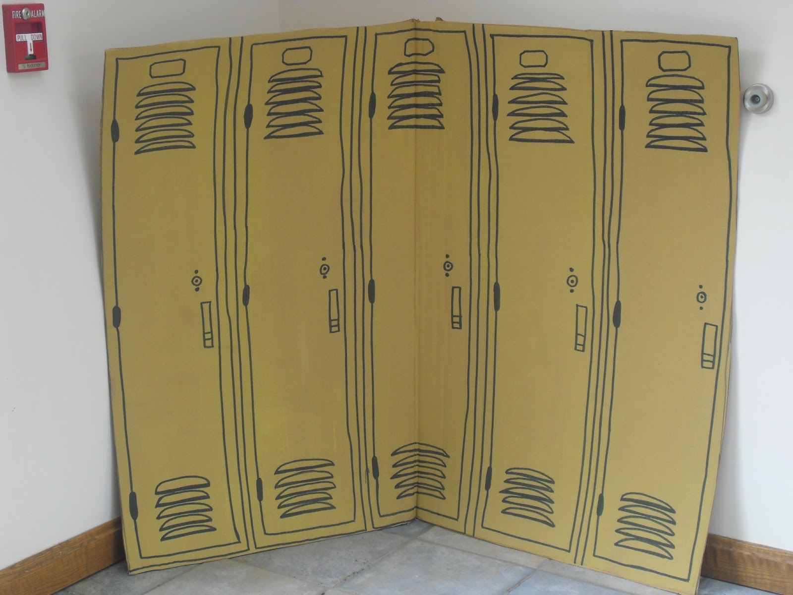 Small Locker Decorations