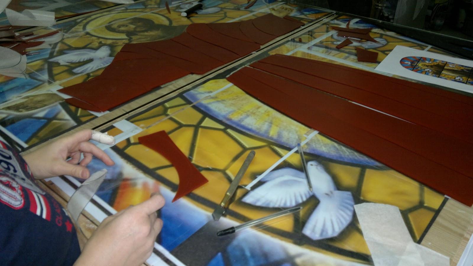 Mosaici e vetrate artistiche sacre: Mosaici e vetrate artistiche ...