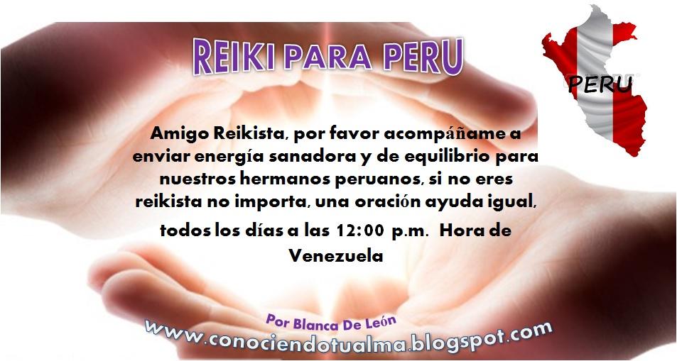 REIKI PARA PERU