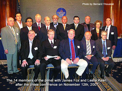 Jafari & Co at National Press Club in Washington D.C.