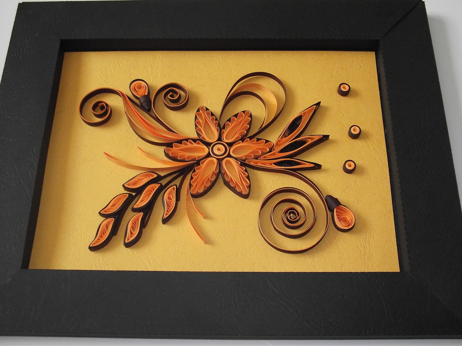 invitatii handmade tablouri quilling modele noi martie aprilie 2013. Black Bedroom Furniture Sets. Home Design Ideas