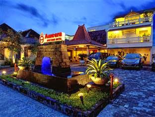 Hotel Murah Dagen - Ameera Boutique Hotel