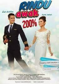 Senarai Pemenang Anugerah Drama Festival Kuala Lumpur,Rindu Awak 200%,Zul Arifin,Ayda Jebat