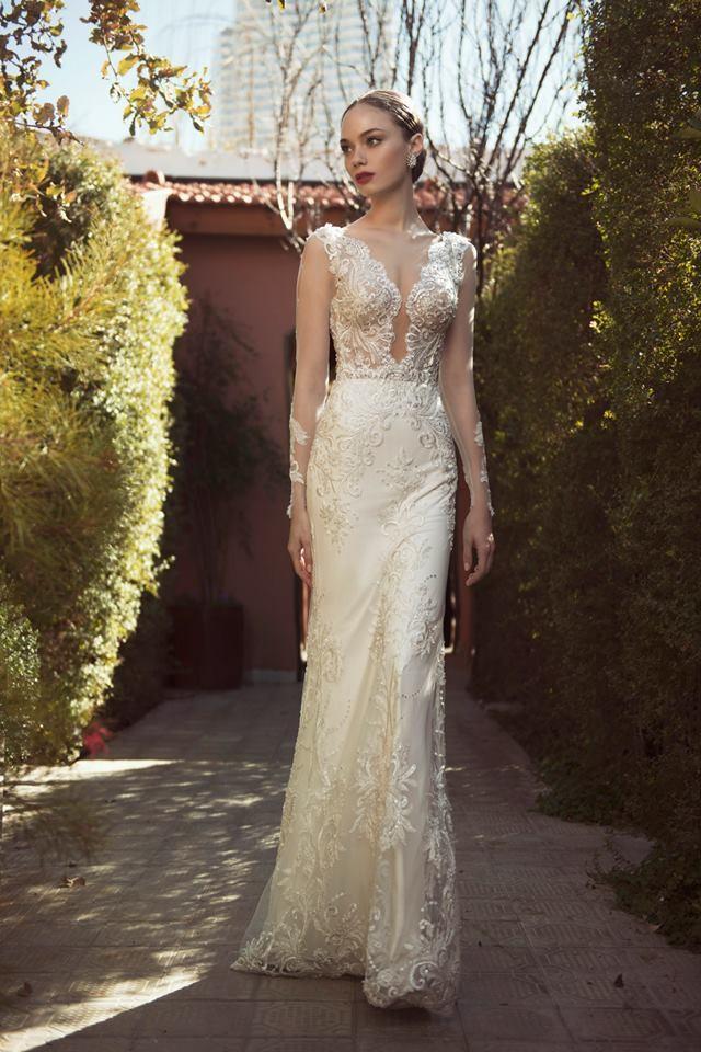 Magníficos vestidos de novias | Colección Merav