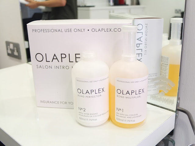 What Is Olaplex? Toni & Guy Newcastle Under Lyme Review
